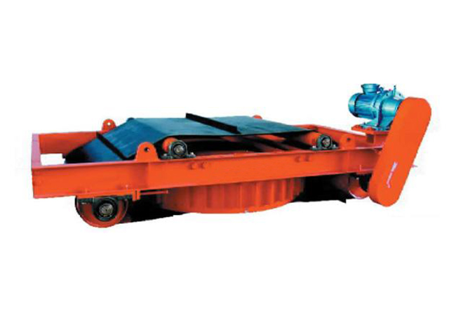 RCDD系列干式自卸式电磁除铁器